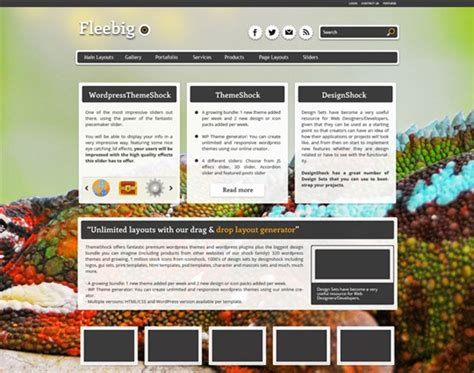 tutorial wordpress edin 13 free fresh wordpress themes smashingapps com