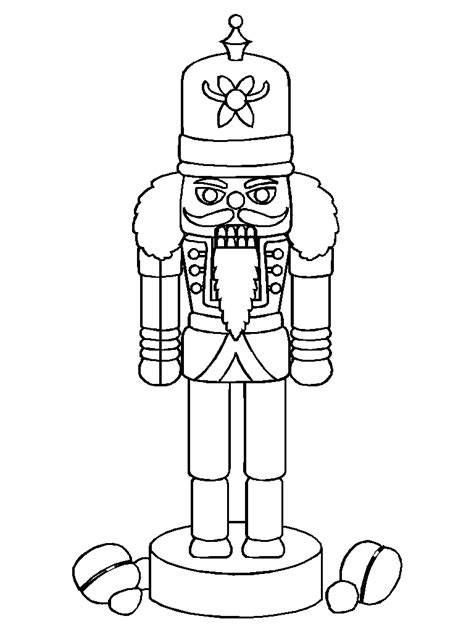 nutcracker template nutcracker printable crafts design inspiration