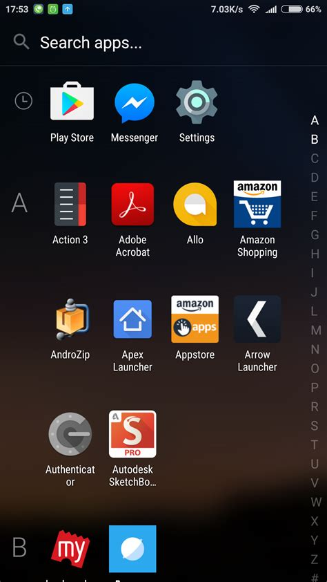Launcher App Drawer Icon by Top Five Launchers For Miui Based Xiaomi Smartphones