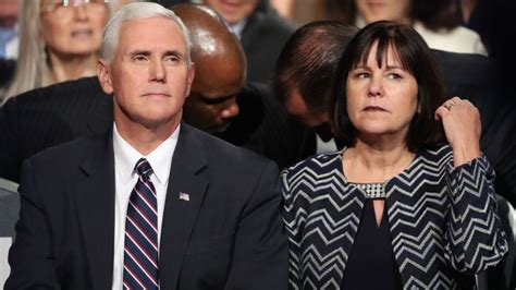 mike pence wife mike pence s unusual relationship with his prayer warrior