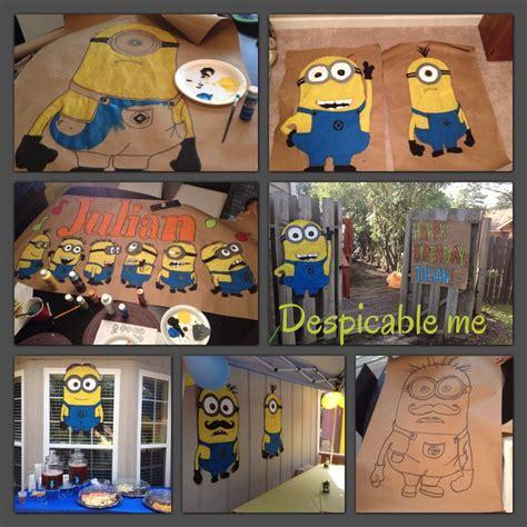 Despicable Me Decorations by Despicable Me Decorations Pta