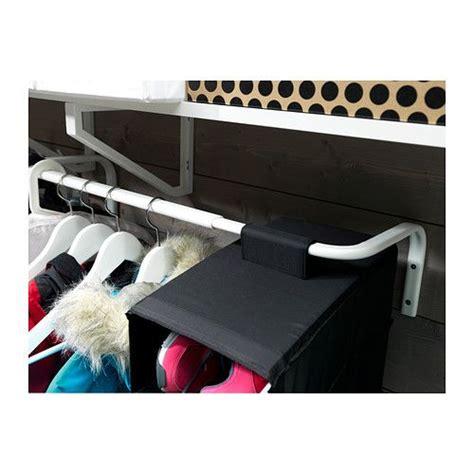 Ikea Enudden Hanger For Door Gantungan Untuk Pintu mulig barra para ropa blanco closet rod suits and bar
