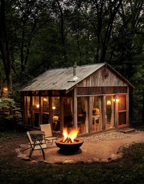 wood cabin easy to build tiny house plans wisconsin cabin