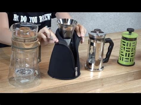 Alat Coffee Press alat kopi paling gang digunakan press