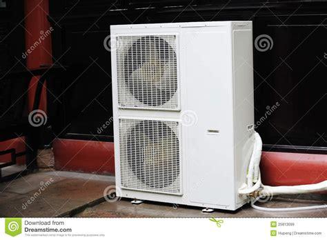 air conditioner unit stock image image  blow