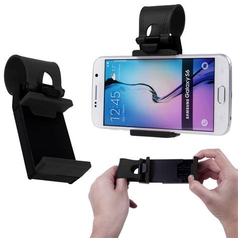 supporto volante supporto porta cellulare universale smartphone per auto da