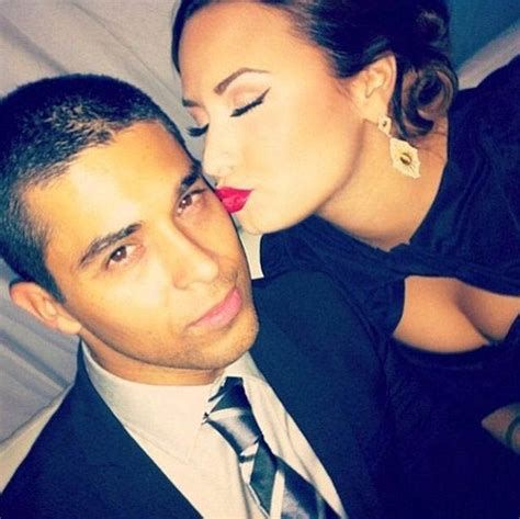 Kevin Federline And Wilmer Valderrama Hook Up by Demi Lovato Claims White Aren T Up To Scratch In Bed