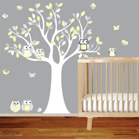nursery tree stickers for walls 1000 ideas about tree decal nursery on