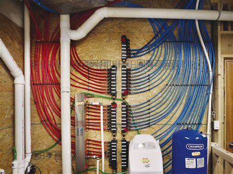 Pex Plumbing Systems by Pex Installation Design Pex Installation Pex Crimping Tools