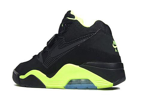 Nike Airforce Shoes Sepatu Addict10 nike air 180 quot black bolt quot sneakers addict