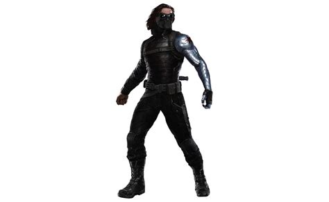 Steven Barnes Winter Soldier Costume Diy Guides For Cosplay Amp Halloween