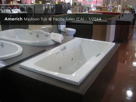 pacific sales bathroom faucets americh tub pacific sales ca 2014 showroom displays tubs cas and bar