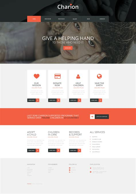 template themes tender community theme 50690