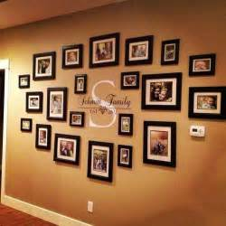 78 ideas about family picture walls on family
