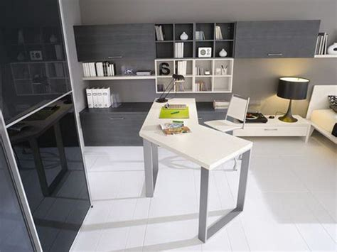 Modern Study Desk Sophisticated Home Study Design Ideas