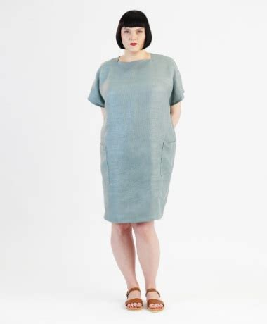 patron schnittchen robe grande taille pas cher sur - Patron Robe Simple Grande Taille