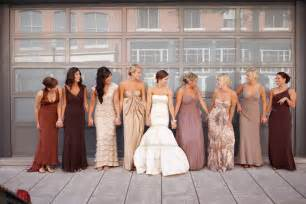 different color bridesmaid dresses blushing bridesmaids find the best cut bridesmaids dress