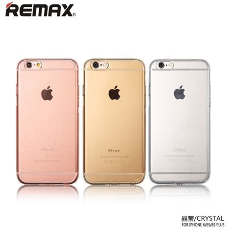 remax series tpu protective softcase for iphone 6s
