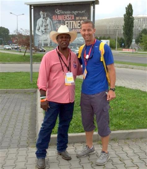 Youth Walker Komik One Producton catholic walker ranger clarence gilyard jr hits world youth day in krakow