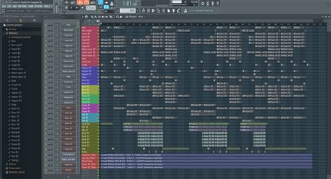 studio template shine fl studio pro template