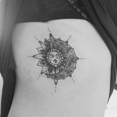 feminine sun tattoo designs 27 moon designs ideas design trends premium