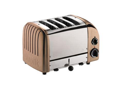 Copper Toaster Copper 4 Slice Toaster The Original 4 Slot Newgen From