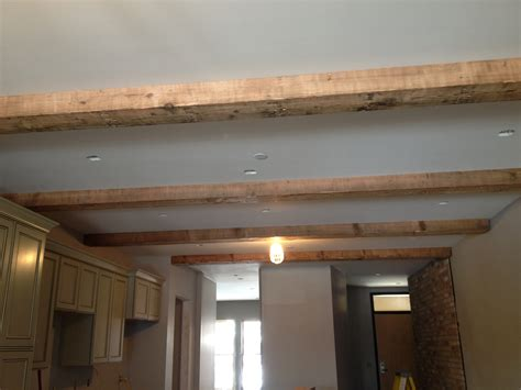 adding beams to ceiling beam me up kilbourne