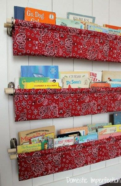 bucherregal kinderzimmer stoff 30 ideias para organizar as coisas das crian 231 as идеи