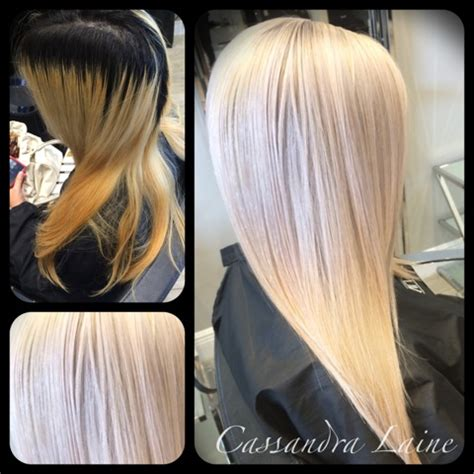 the ultimate blonde transformation | john paul mitchell