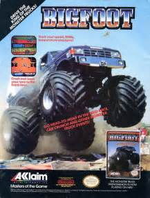 bigfoot monster truck games m 225 s de 25 ideas incre 237 bles sobre monster truck racing