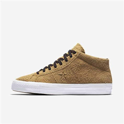 Converse One Pro Mid Obsidian Original up to 65 converse cons one pro wooly bully mid top antique brown sale