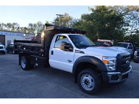 truck ma ford f550 dump trucks in massachusetts for sale used
