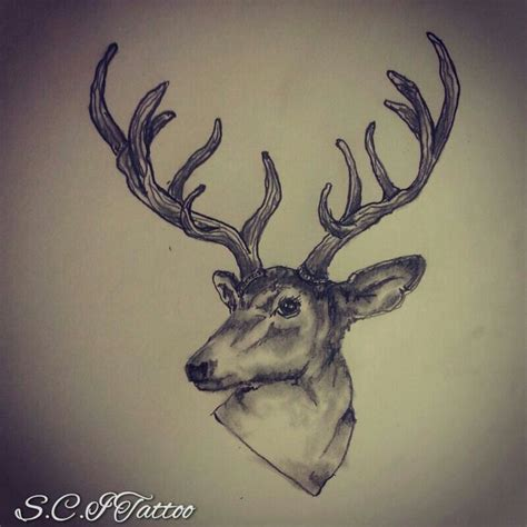 tattoo prices red deer elk antler tattoo www pixshark com images galleries