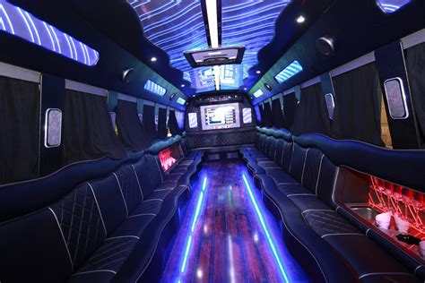 fan van party bus 19 unique things to do in denver this weekend