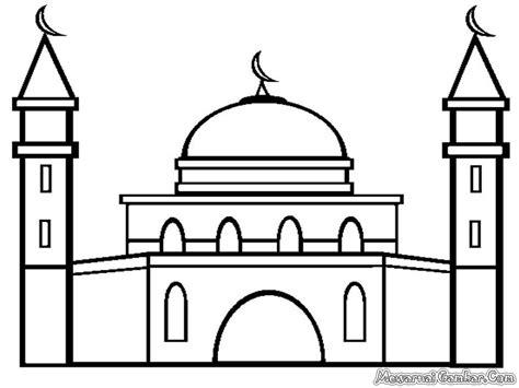 mewarna masjid