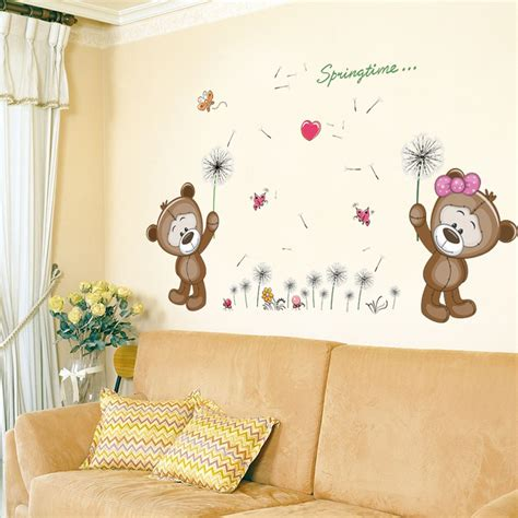 Online Buy Wholesale Nursery Wall Decals From China Cheap Nursery Wall Decals