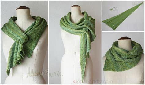 knitting pattern scarf with slot diy knit pfeilraupe scarf arrow caterpillar