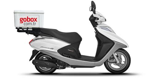 kiralik paket servis motosikleti