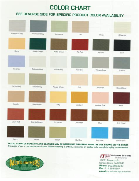 28 paint color chart paint to attract prosperity health harmony this 2015