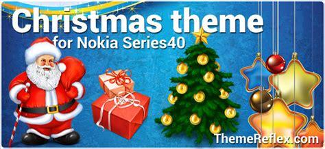 christmas themes x2 christmas theme for nokia series 40 128 215 160 240 215 320 320
