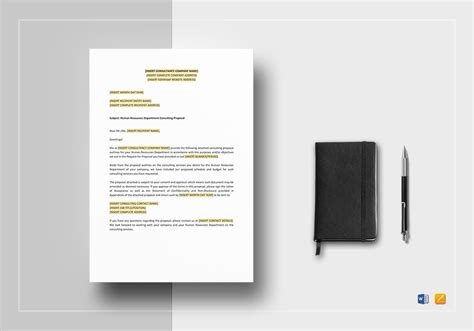 hr consulting template hr consulting template in word apple pages