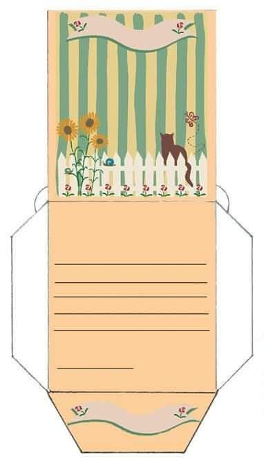 printable seed envelope kitty seed packet free printable labels papier