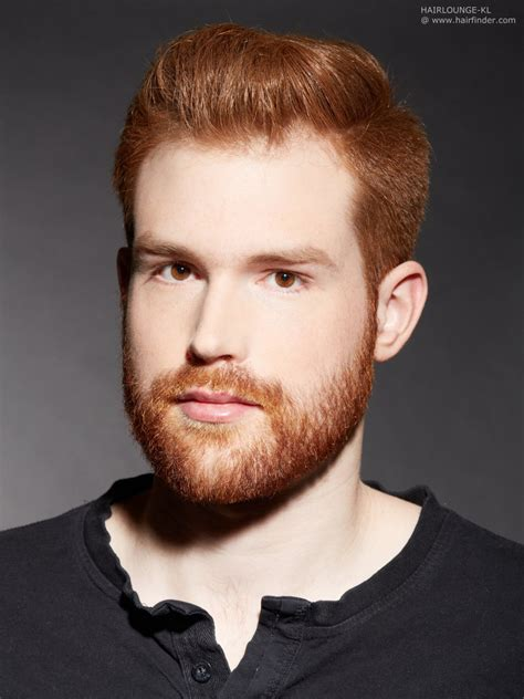 ginger men s hairstyles contemporary short haircut for a male redhead