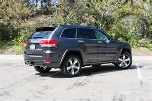 Jeep Autonation 2016 Jeep Grand Overland Test Drive Review
