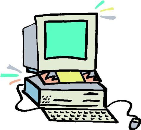 clipart computer computers clip