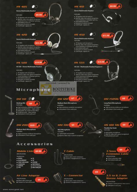 Headset Sonic Gear Hs Loop Ii X Warna Stok leap frog sonic gear headset hs405 410 420 450 450 500 555