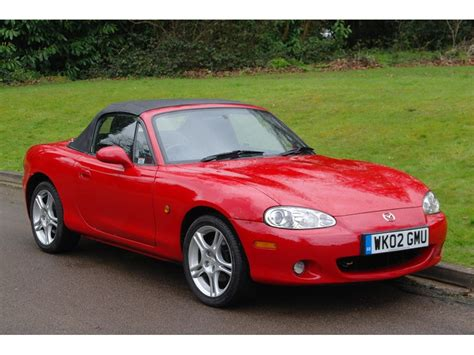 mazda for sale uk 2002 mazda mx 5 for sale cars for sale uk