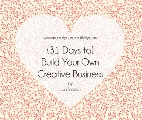 how to build your own business as a housekeeper books build your own creative business test your product s