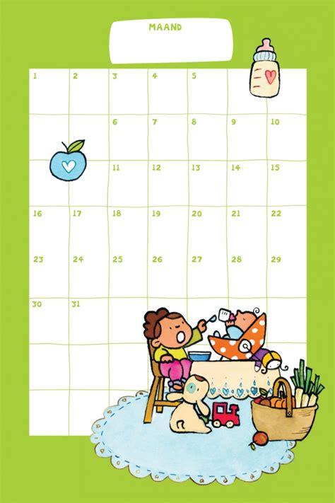 Baby Calendar Baby Kalender Kalender 2017