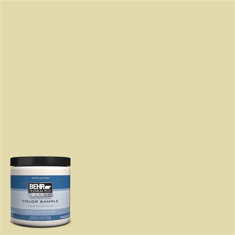 behr premium plus ultra 8 oz hdc md 12 tiramisu interior exterior satin enamel paint